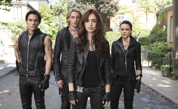 Mortal Instruments Screen Shot