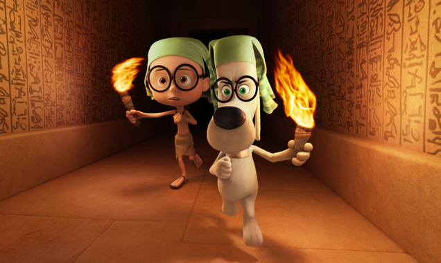 Mr. Peabody & Sherman Ancient Egypt