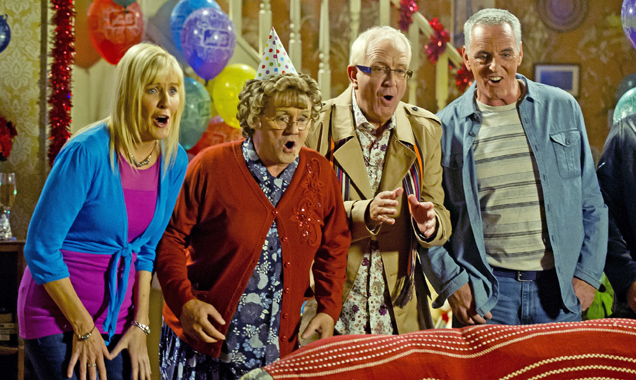 'Doctor Who' Exterminated By 'Mrs Brown's Boys' In Xmas TV Showdown