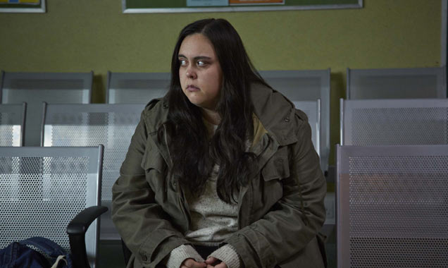Sharon Rooney as Rae Earl in 'My Mad Fat Diary' series 2
