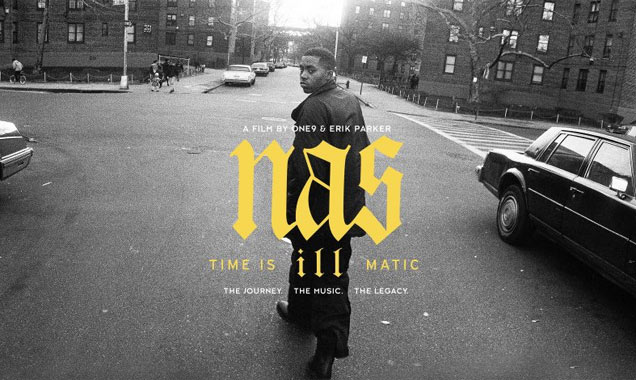 'Nas: Time Is Illmatic' poster