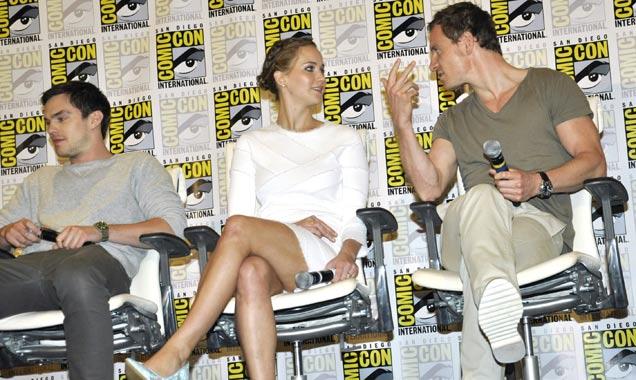 Nicholas Hoult Jennifer Lawrence