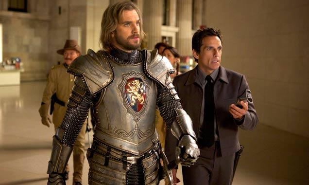 Dan Stevens stars as Lancelot