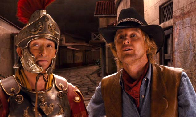 Steve Coogan & Owen Wilson star once again