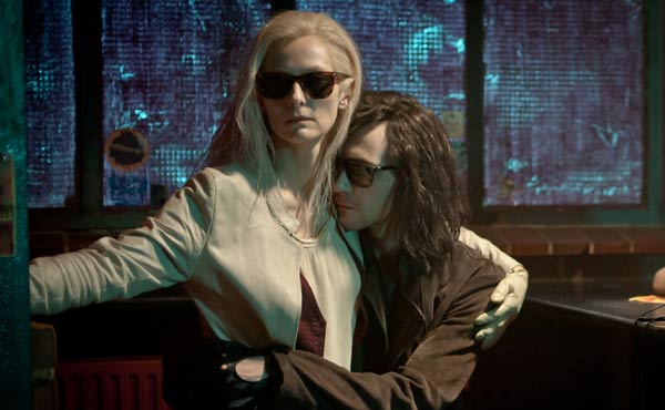 Only Lovers Left Alive Swinton Hiddlestone