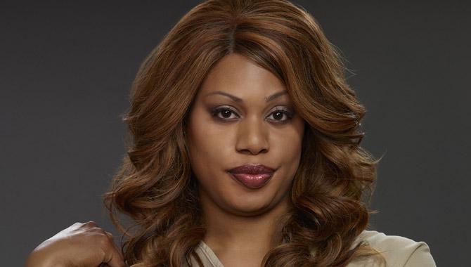 Laverne Cox in Orange Is The New Black