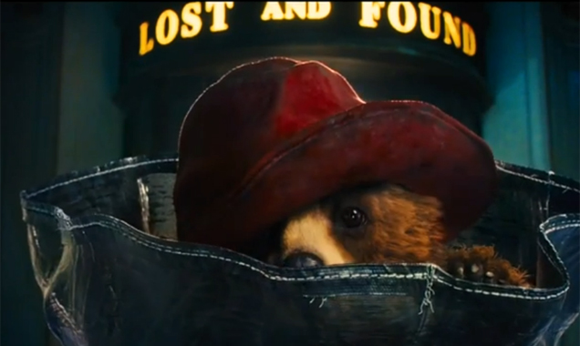 Paddington Bear Sneak Peak