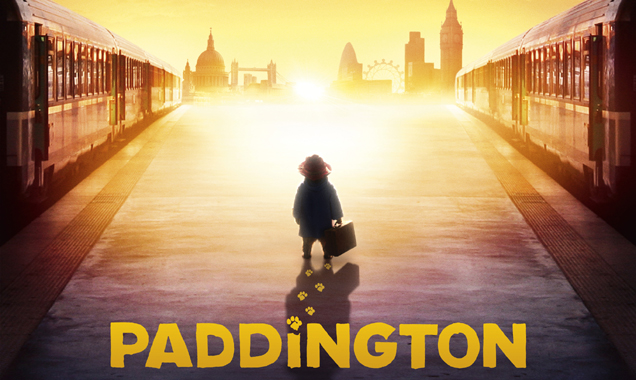 Paddington Bear Film Poster