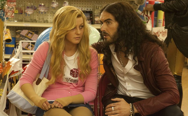 Julianne Hough Russell Brand - love story?
