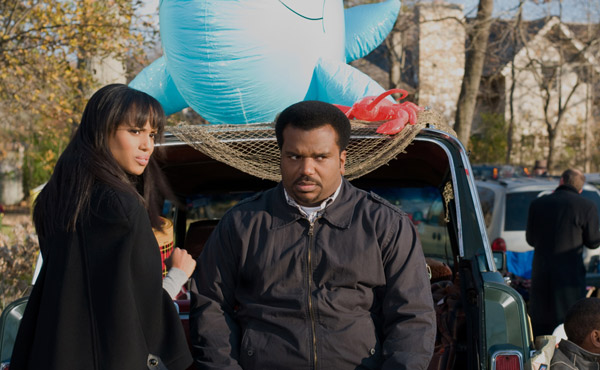 Kerry Washington & Craig Washington in Peeples
