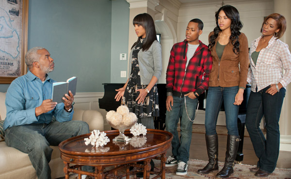 A still from Peeples