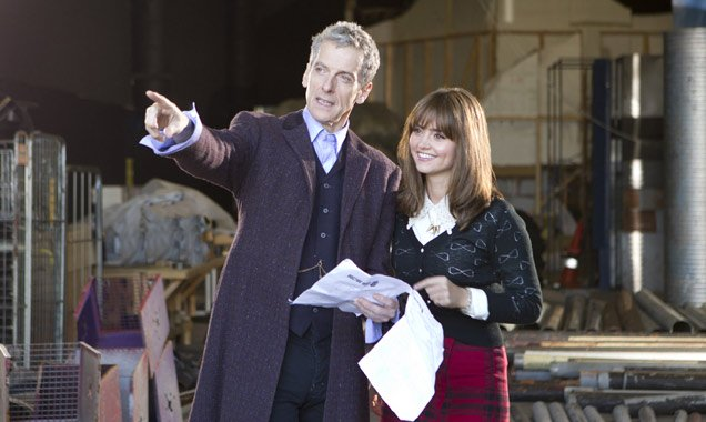 So, What Did Peter Capaldi Do Before 'Doctor Who'?