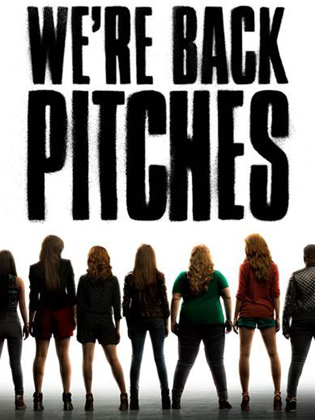 'Pitch Perfect 2' poster
