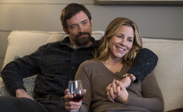 Hugh Jackman Maria Bello