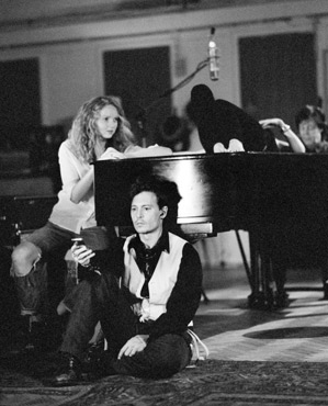 Johnny Depp Lily Cole