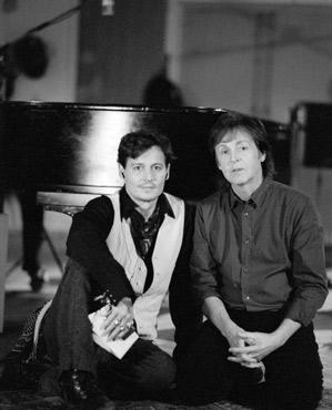 Johnny Depp Paul McCartney