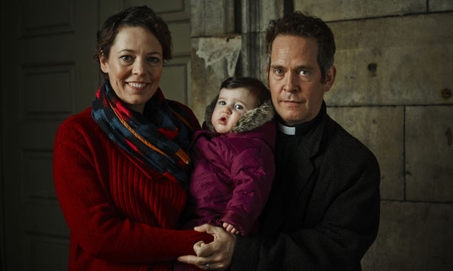 Rev Tom Hollander Olivia Colman
