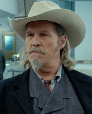 Jeff Bridges as Roy Pulsipher in R.I.P.D