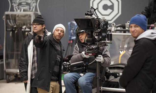 Robocop Behind The Scenes