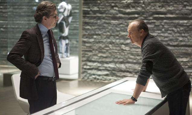 Robocop Gary Oldman Michael Keaton