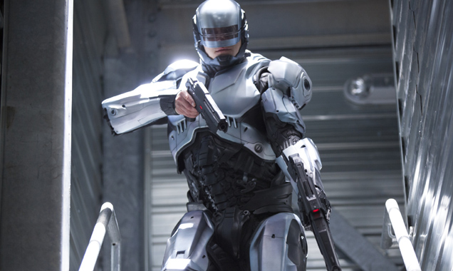 Robocop Suit