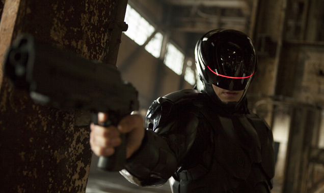 Joel Kinnaman, RoboCop Still