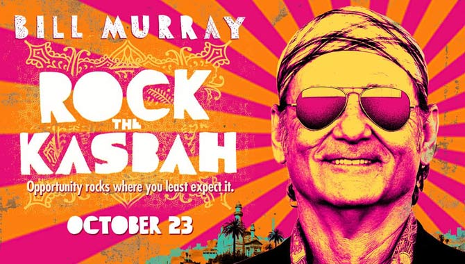Rock The Kasbah Gets Bill Murray Talking
