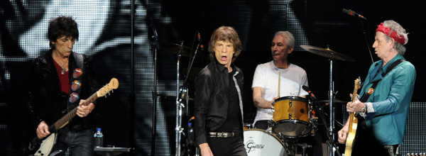 Rolling Stones Glastonbury News
