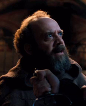 Paul Giamatti as Friar Laurence in Romeo And Juliet