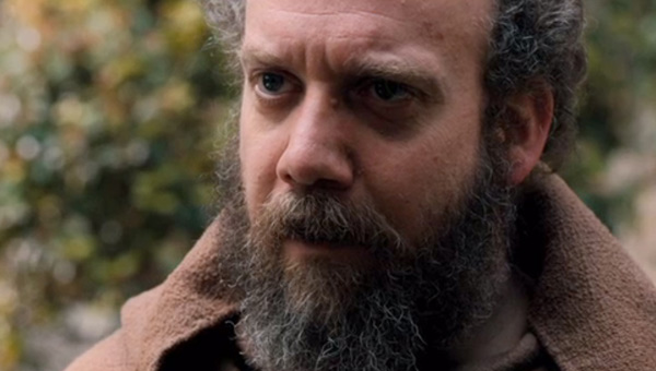 Paul Giamatti plays the key role of Friar Laurence - Romeo And Juliet