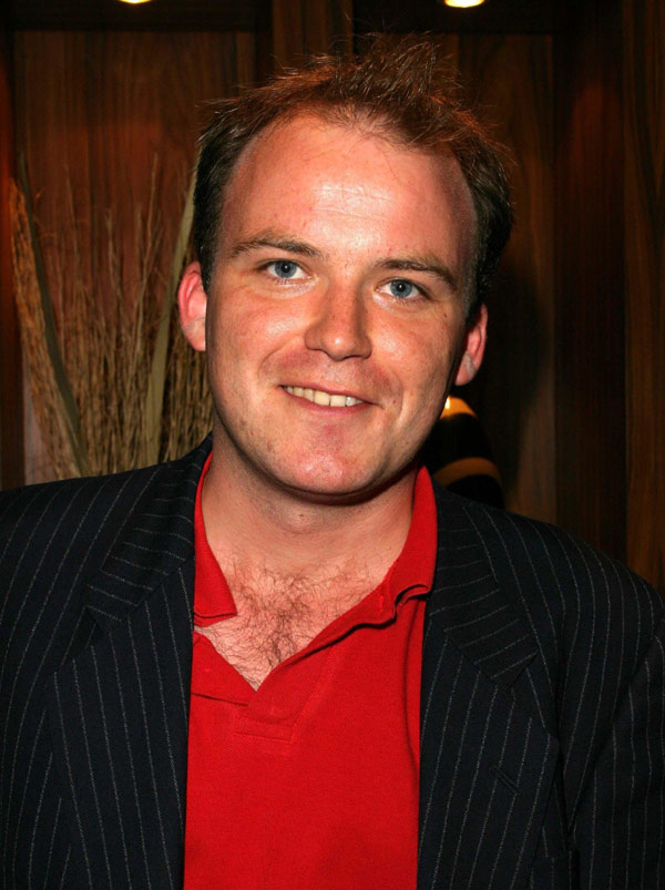 Rory Kinnear, A Time Lord? Apparently He's Been Offered Doctor Who Role...