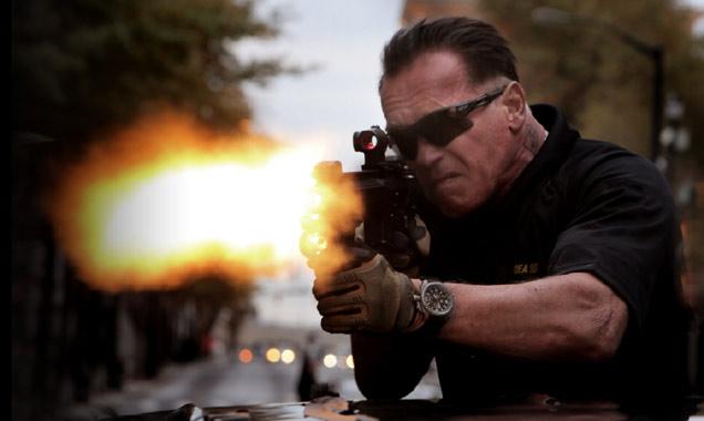 Arnie in Sabotage