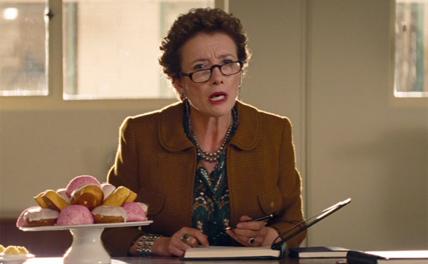 Emma Thompson Saving Mr. Banks
