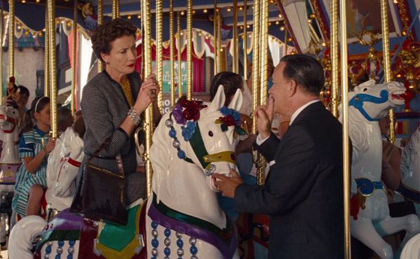Emma Thompson Tom Hanks Mr Banks