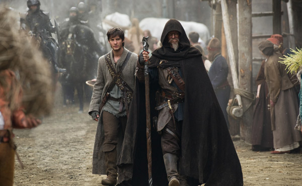 Ben Barnes and Jeff Bridges Seventh Son
