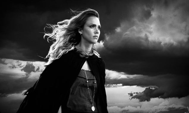 Jessica alba in sin city 2 a dame to kill for