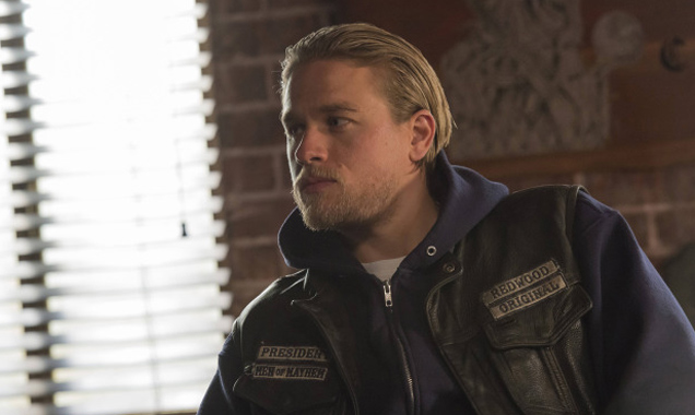 Charlie Hunnam Sons of Anarchy season 6 finale