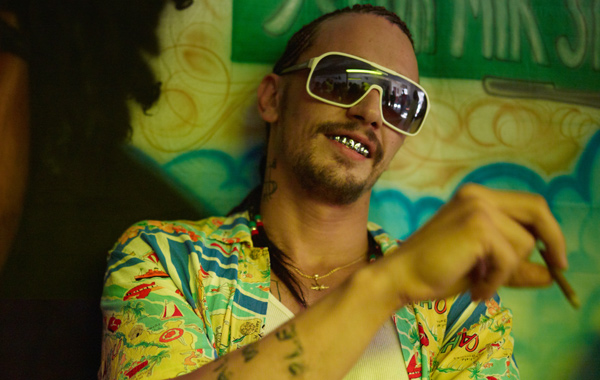 James Franco, Spring Breakers