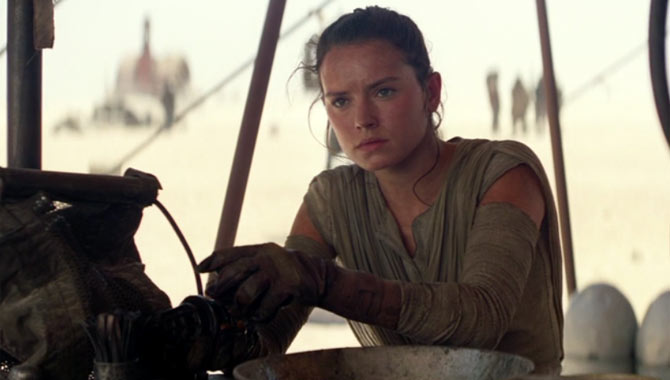 'Star Wars: The Force Awakens' Becomes Fastest Movie To Hit $1 Billion