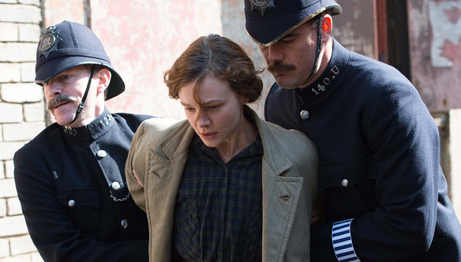 Suffragette Turns Carey Mulligan Into An Activist