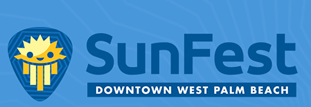 Sunfest 2014 Logo