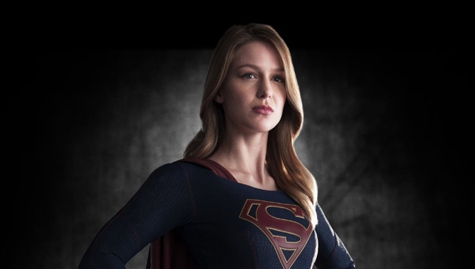 DC Fans Are Truly Glee-ful About The 'Supergirl' Premiere [Pictures]