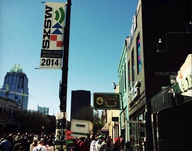 SXSW 2014