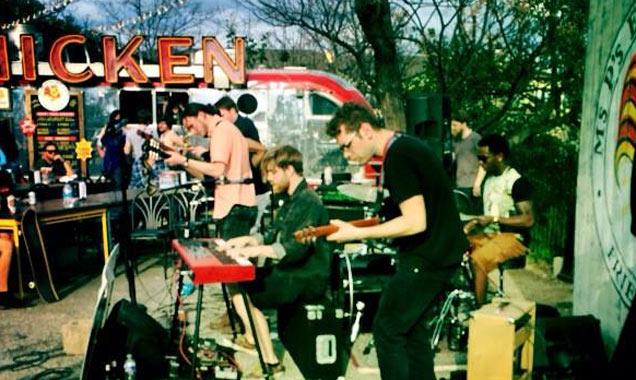 Street band SXSW