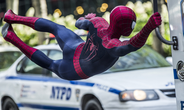 Andrew Garfield, Spider-Man 2 Still