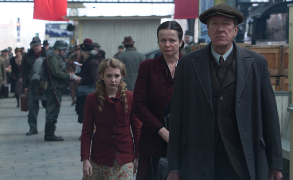 Geoffrey Rush, The Book Thief Still