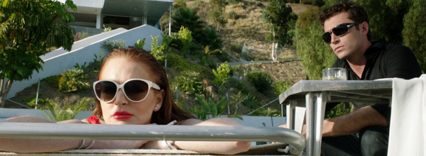 Lindsay Lohan in The Canyons
