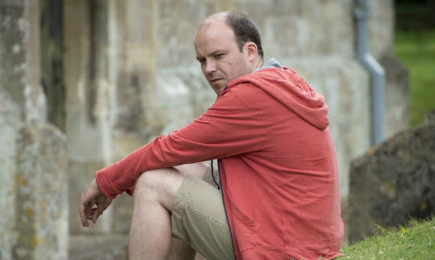 Rory Kinnear as Barry Fairbrother in 'The Casual Vacancy'