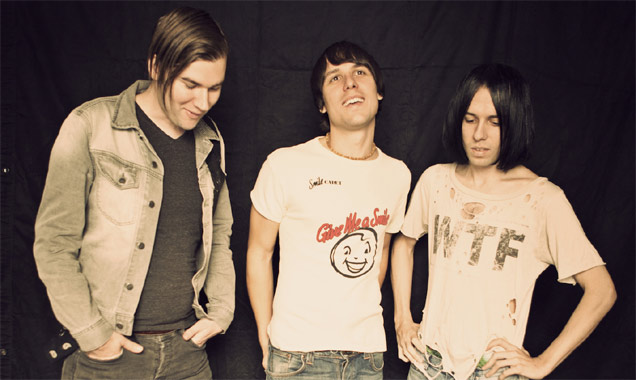 The Cribs promo
