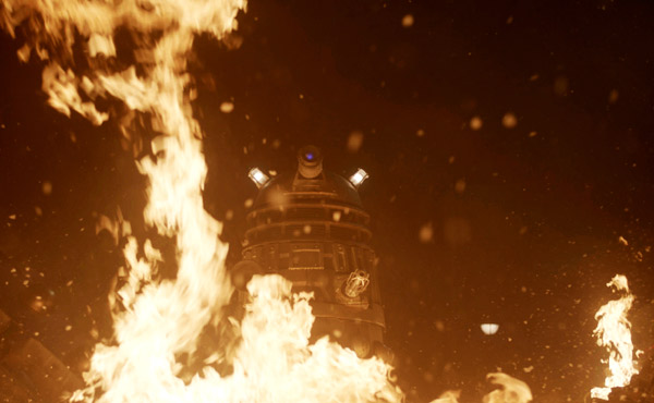 BBC Dr. Who Dalek